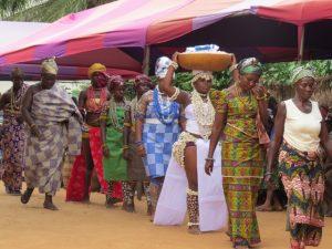 Festival women