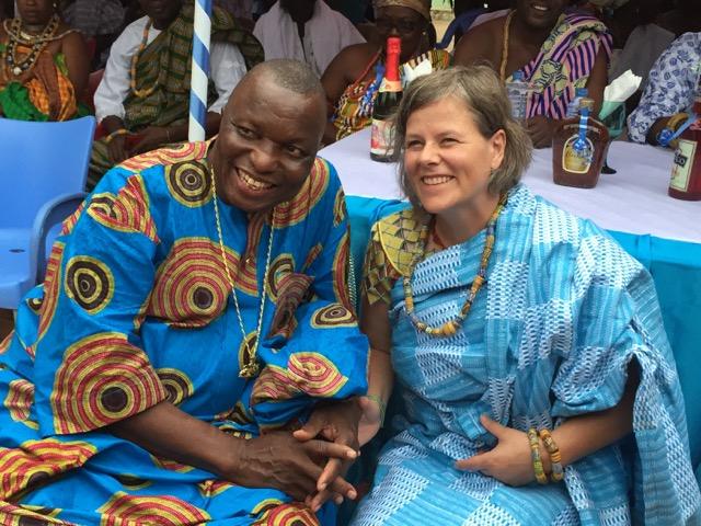 Kwasi & Kathy QM